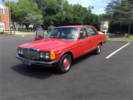 1977 Mercedes-Benz 200D (CC-1267979) for sale in Cadillac, Michigan