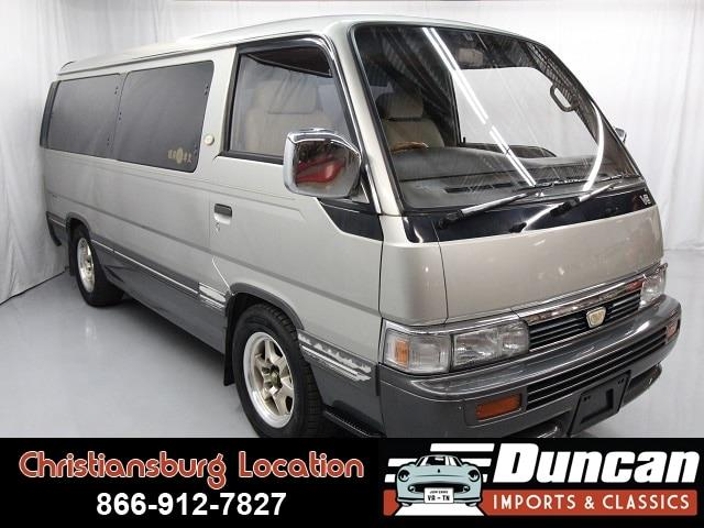 1993 Nissan Homy (CC-1267984) for sale in Christiansburg, Virginia