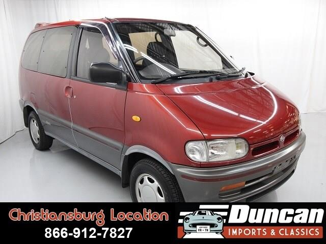 1993 Nissan Serena (CC-1267987) for sale in Christiansburg, Virginia