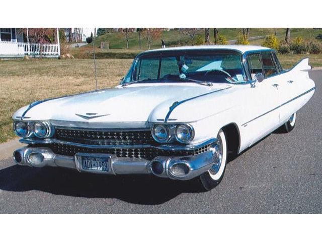 1959 Cadillac Sedan DeVille (CC-1260799) for sale in Cadillac, Michigan