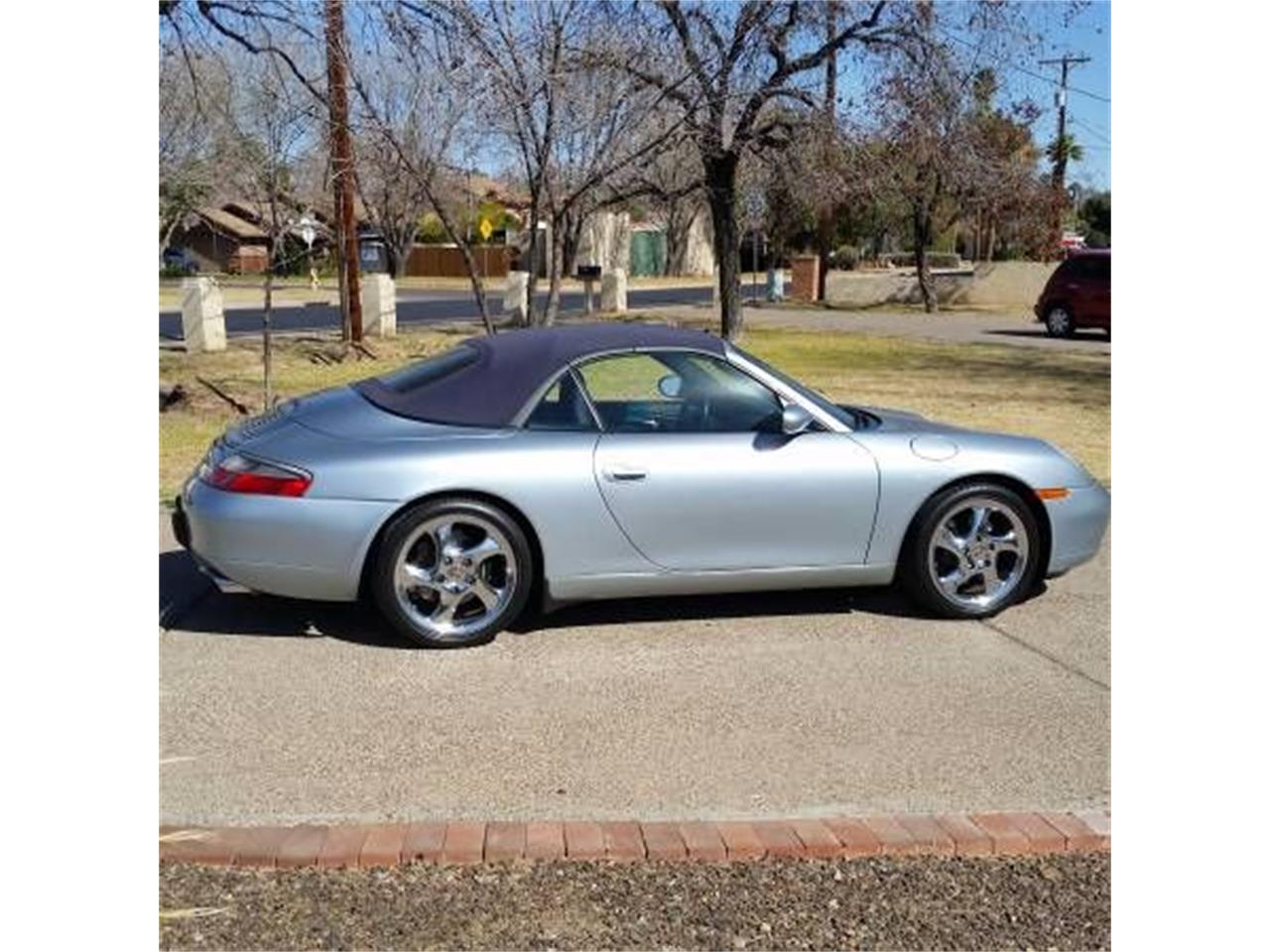 2002 Porsche 911 (CC-1267991) for sale in Cadillac, Michigan