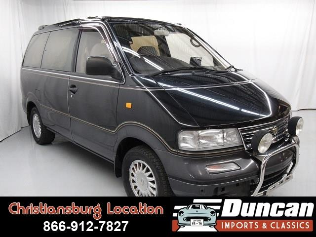 1994 Nissan Largo (CC-1267993) for sale in Christiansburg, Virginia