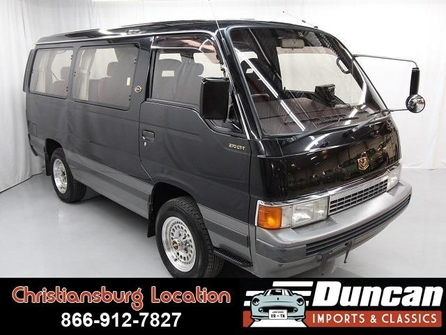 1990 Nissan Caravan (CC-1267996) for sale in Christiansburg, Virginia