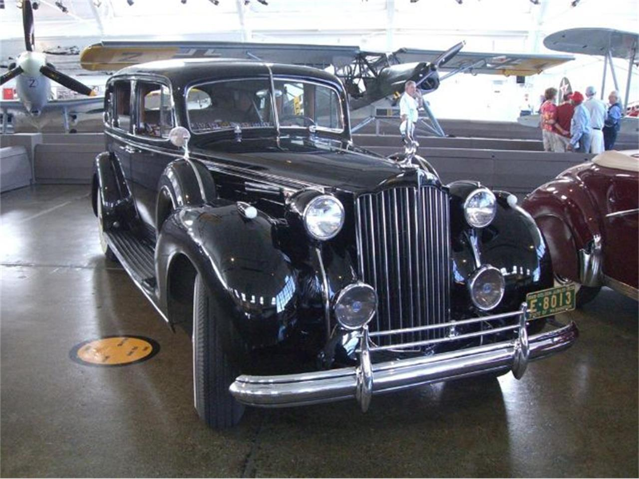 1939 Packard Series 1700 (CC-1267997) for sale in Cadillac, Michigan