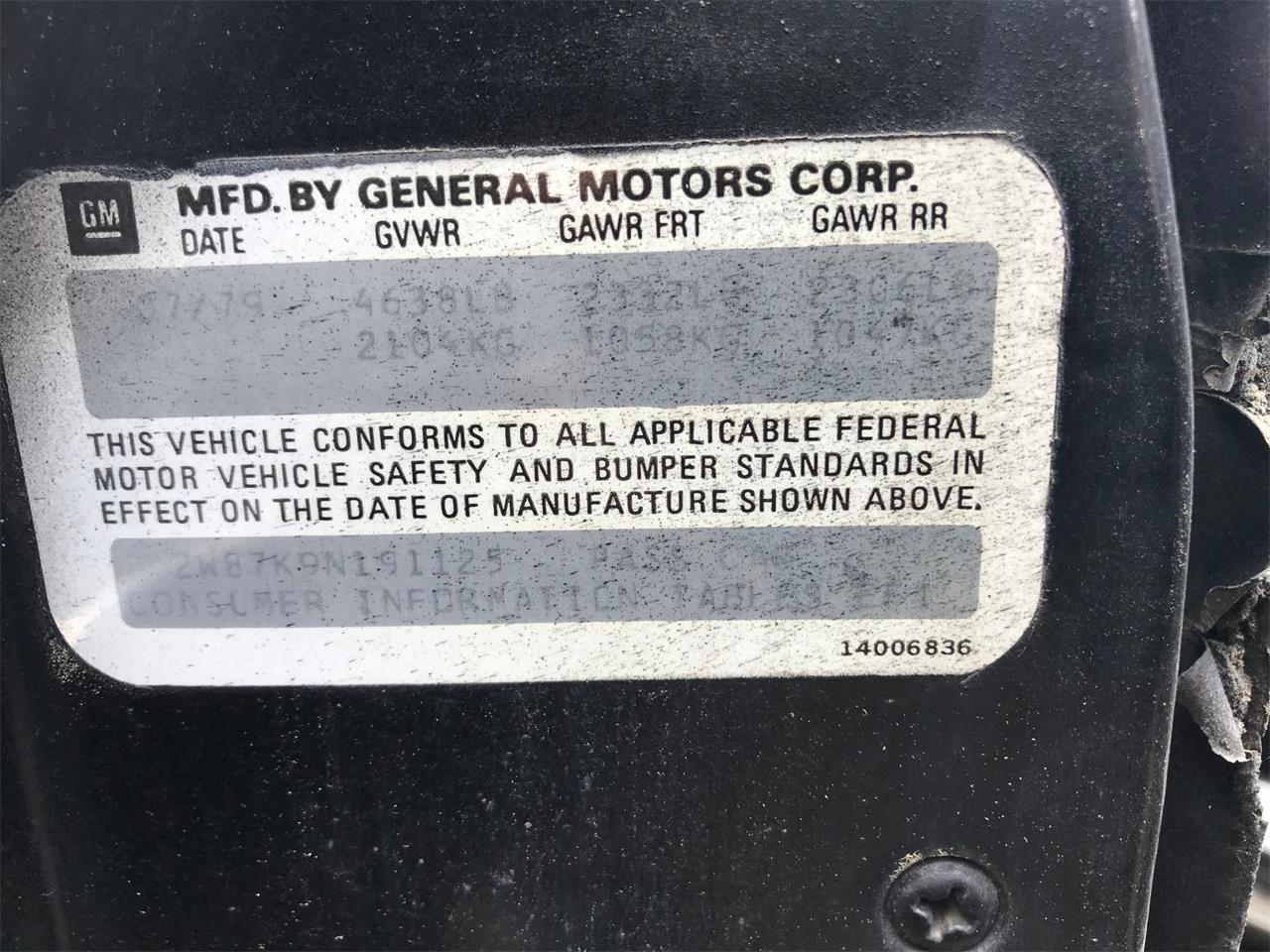 1979 Pontiac Firebird Trans Am (CC-1267998) for sale in Stratford, New Jersey