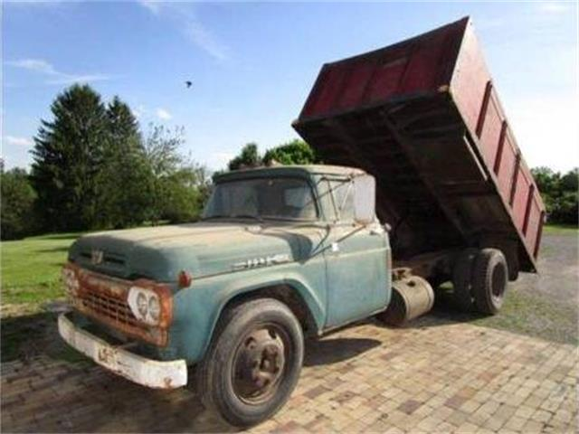1958 Ford F600 (CC-1260080) for sale in Cadillac, Michigan