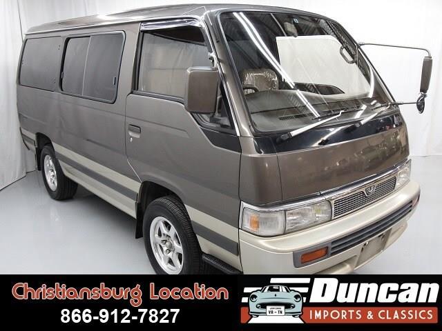 1992 Nissan Caravan (CC-1268000) for sale in Christiansburg, Virginia