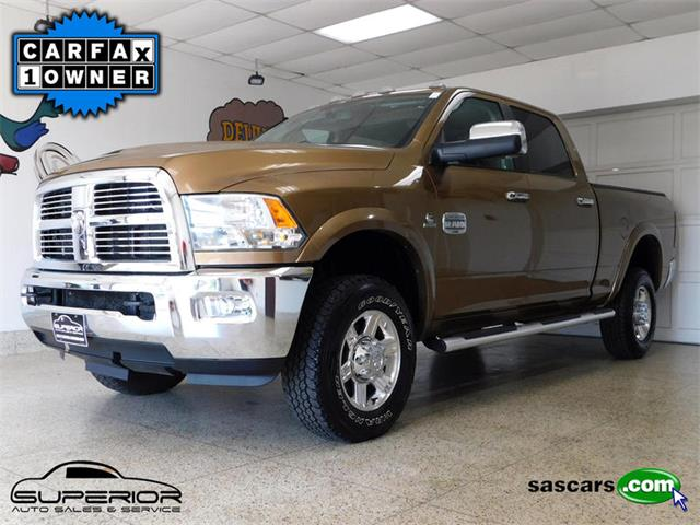 2012 Dodge Ram 2500 (CC-1268006) for sale in Hamburg, New York