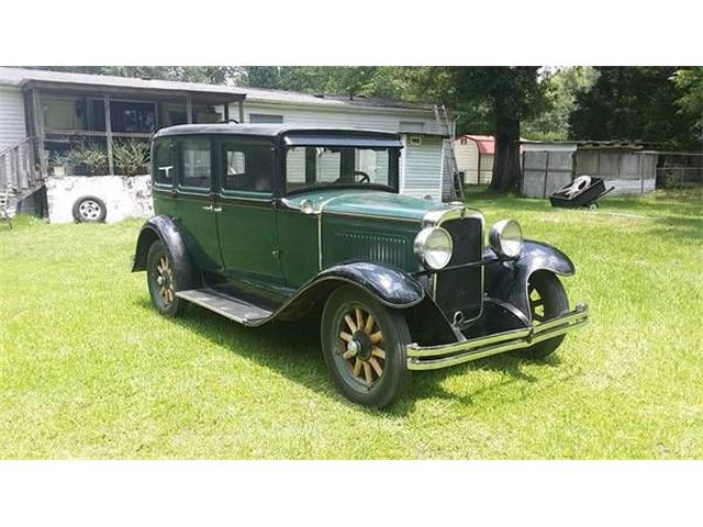 1929 Nash Series 420 (CC-1268007) for sale in Cadillac, Michigan