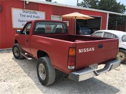 1990 Nissan Pickup (CC-1268009) for sale in Cadillac, Michigan