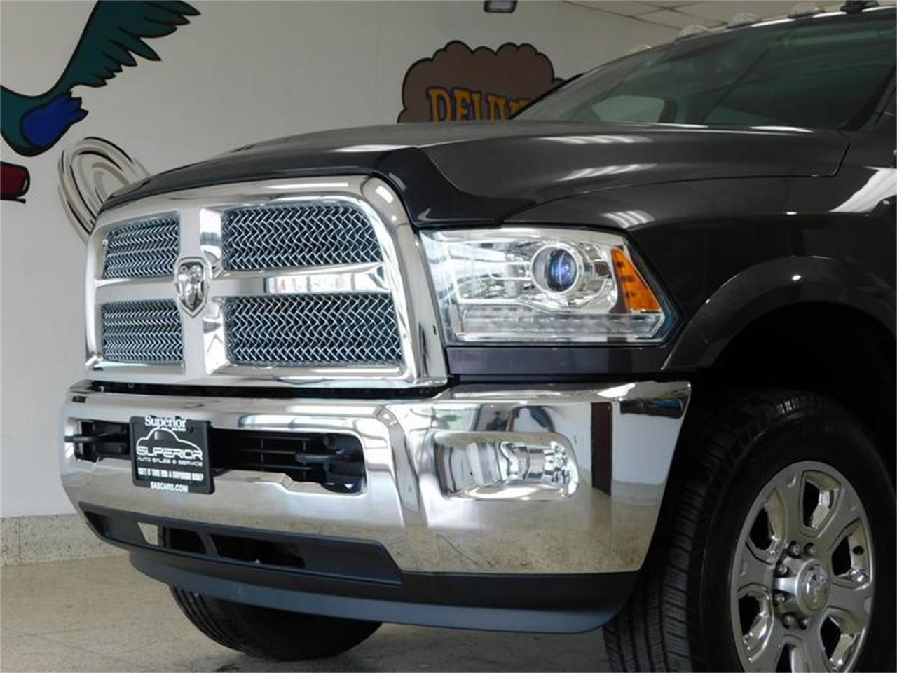 2015 Dodge Ram 2500 (CC-1268015) for sale in Hamburg, New York