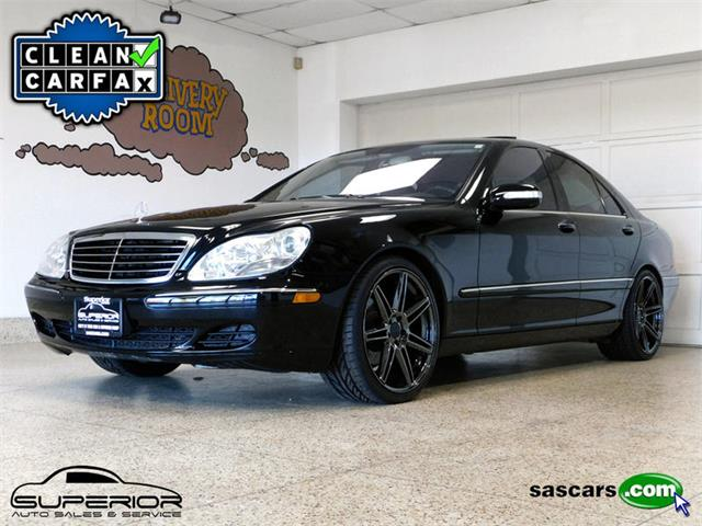 2006 Mercedes-Benz S-Class (CC-1268016) for sale in Hamburg, New York