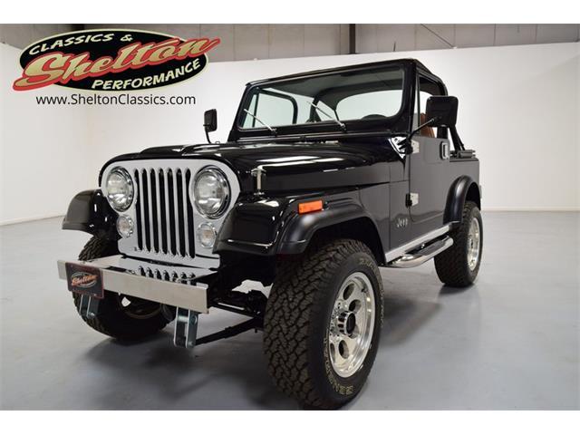 1985 Jeep CJ (CC-1268027) for sale in Mooresville, North Carolina
