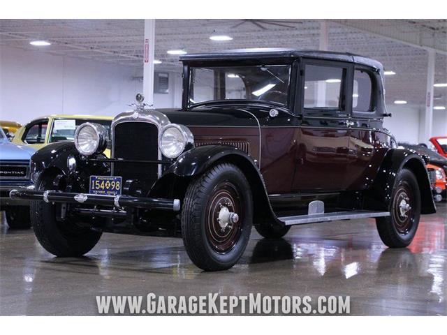 1928 Nash Advanced 6 (CC-1268040) for sale in Grand Rapids, Michigan