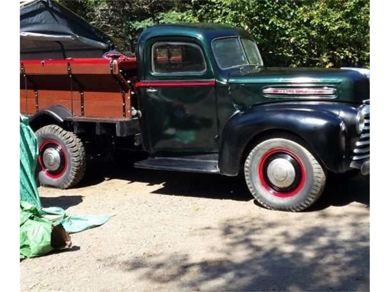 1947 Mercury Truck (CC-1268041) for sale in Cadillac, Michigan