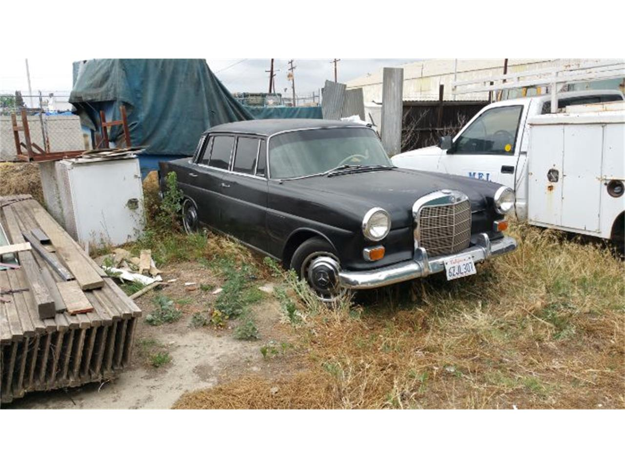 1967 Mercedes-Benz 200D (CC-1268054) for sale in Cadillac, Michigan