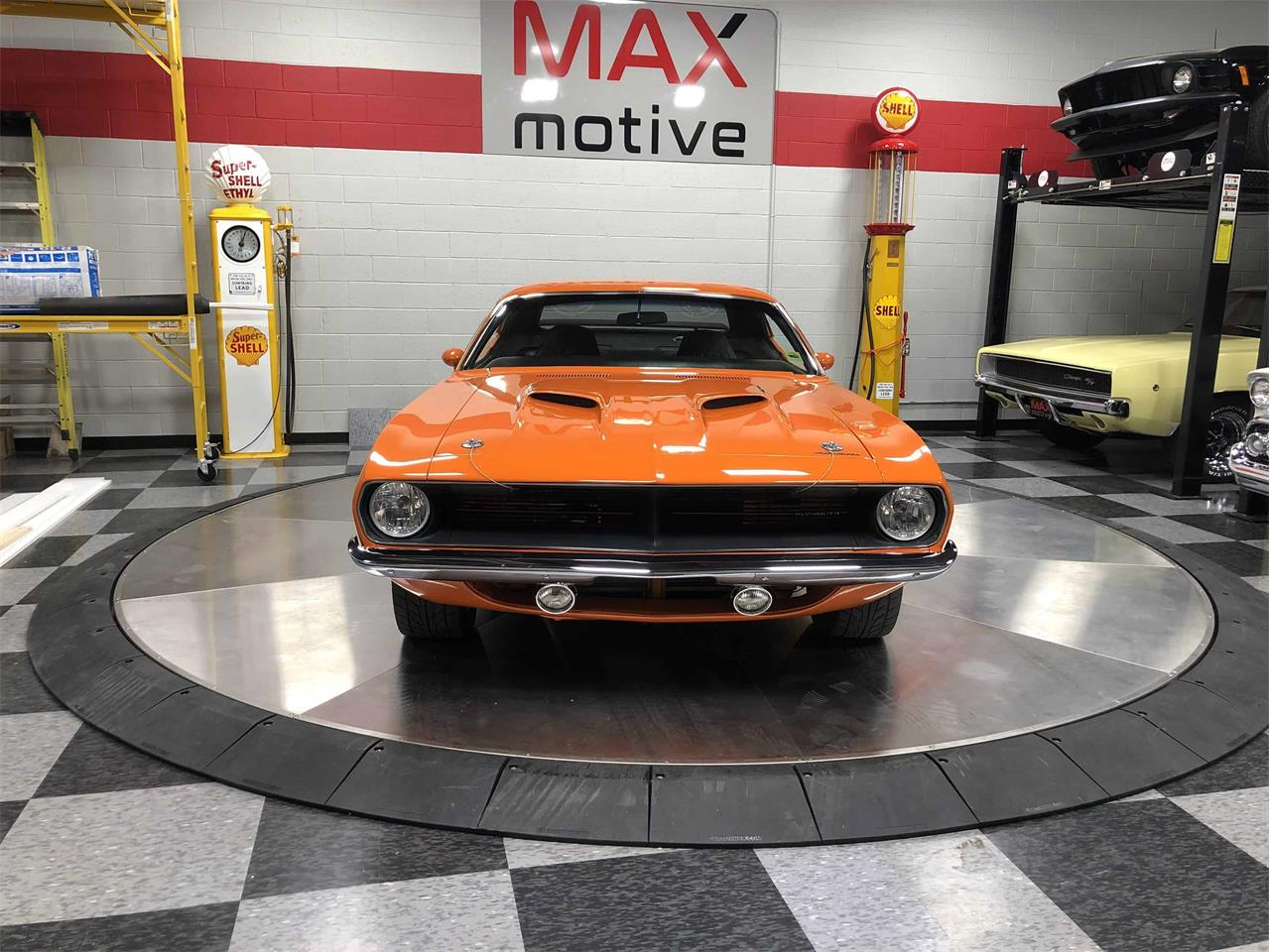 1970 Plymouth Cuda (CC-1268067) for sale in Pittsburgh, Pennsylvania