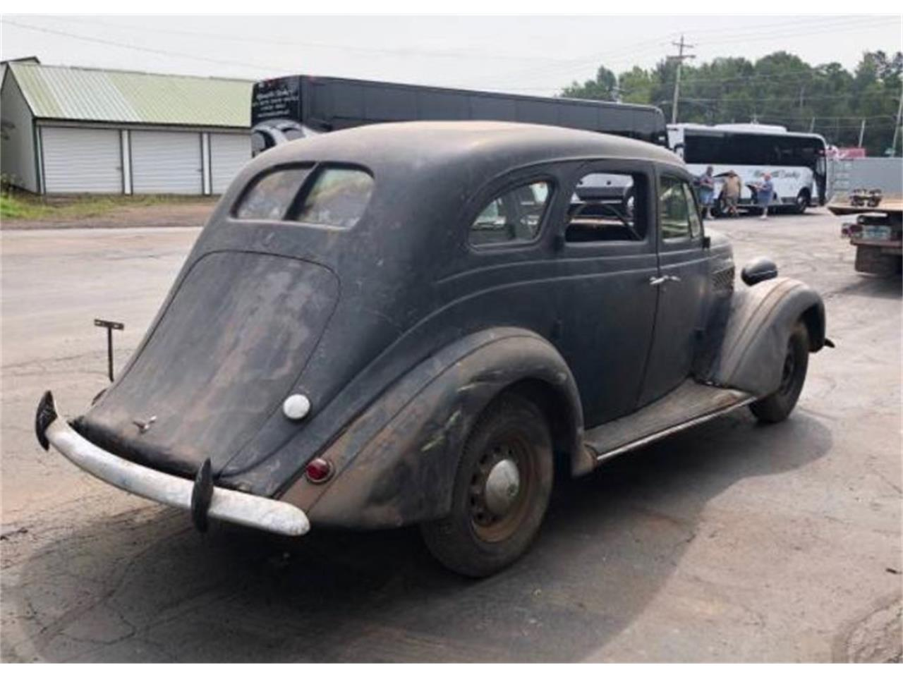 1934 Nash Big Six (CC-1268076) for sale in Cadillac, Michigan