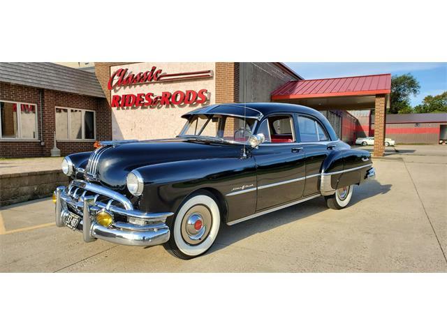 1950 Pontiac Chieftain (CC-1268085) for sale in Annandale, Minnesota
