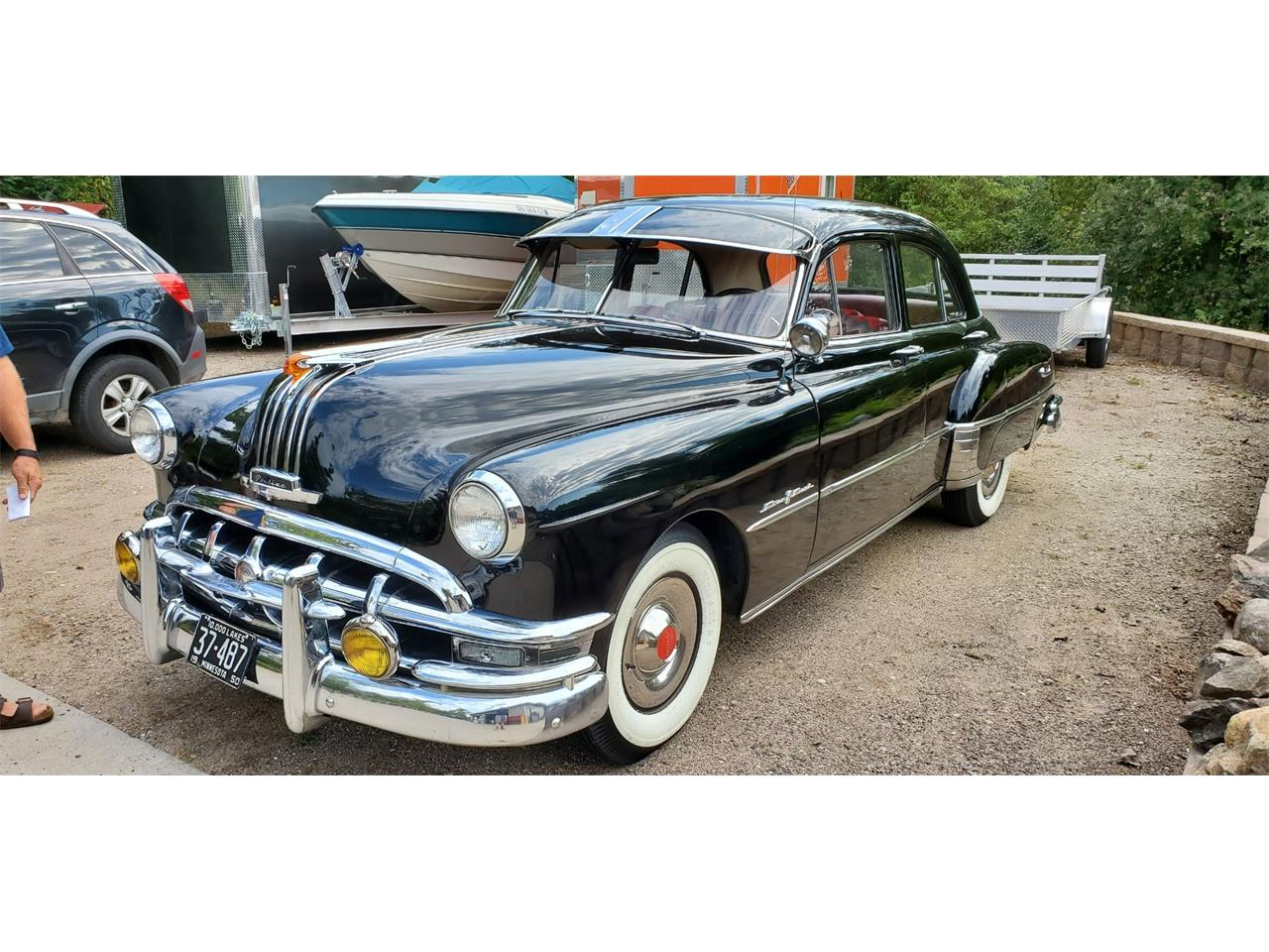 1950 Pontiac Chieftain (CC-1268085) for sale in Annandale, Minnesota