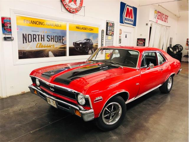1972 Chevrolet Nova (CC-1268086) for sale in Mundelein, Illinois