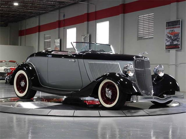 1933 Ford Custom (CC-1268088) for sale in Pittsburgh, Pennsylvania