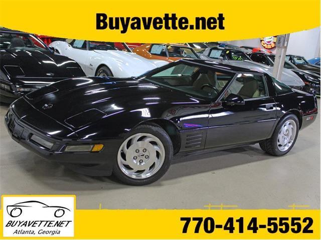 1994 Chevrolet Corvette (CC-1268139) for sale in Atlanta, Georgia