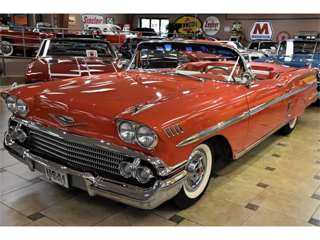 1958 Chevrolet Impala (CC-1268144) for sale in Venice, Florida