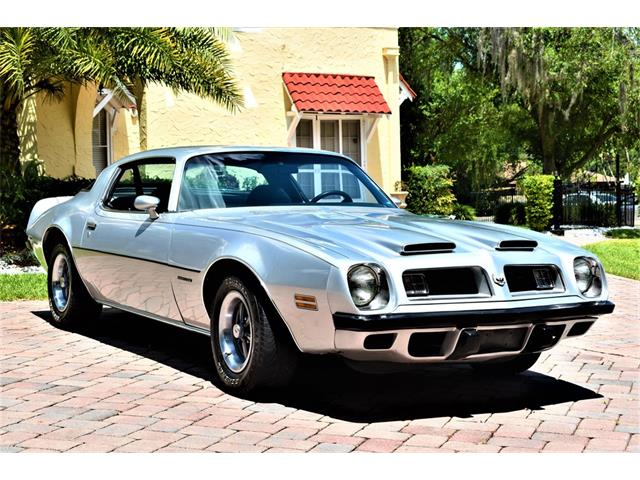1975 Pontiac Firebird Formula (CC-1268167) for sale in Lakeland, Florida