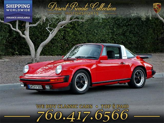1979 Porsche 911 (CC-1268186) for sale in Palm Desert , California
