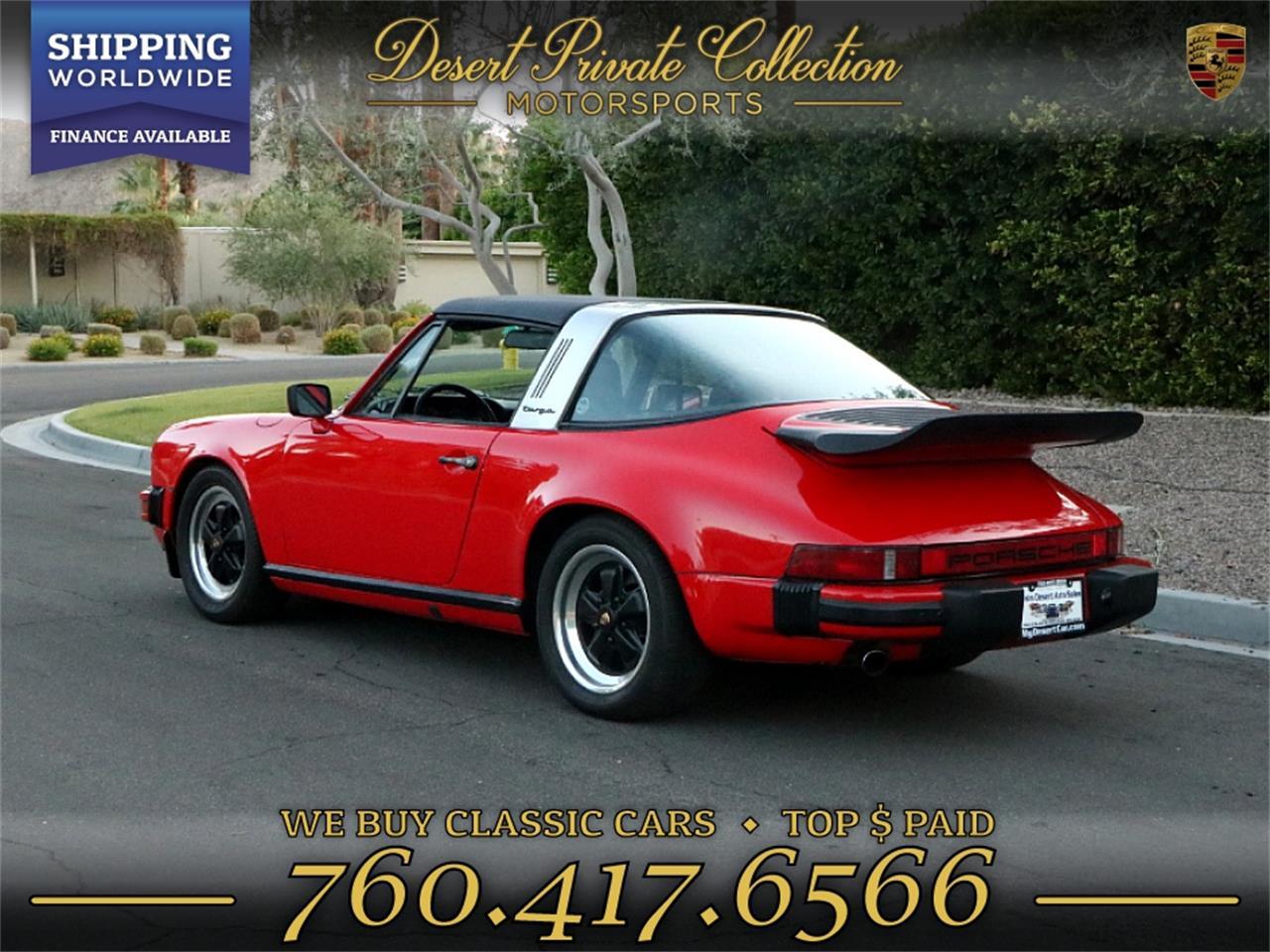1979 Porsche 911 (CC-1268186) for sale in Palm Desert , California