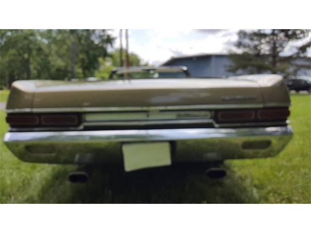 1969 Plymouth Sport Fury (CC-1260082) for sale in Cadillac, Michigan