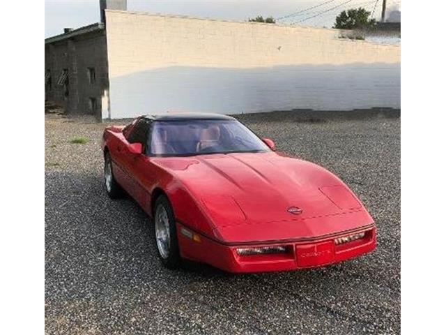 1990 Chevrolet Corvette (CC-1268204) for sale in Clarksburg, Maryland