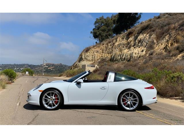2015 Porsche 911 (CC-1268207) for sale in San Diego, California