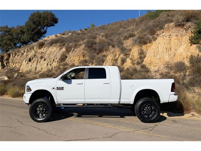 2017 Dodge Ram 2500 (CC-1268211) for sale in San Diego, California