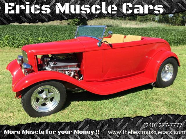 1932 Ford Roadster (CC-1268219) for sale in Clarksburg, Maryland