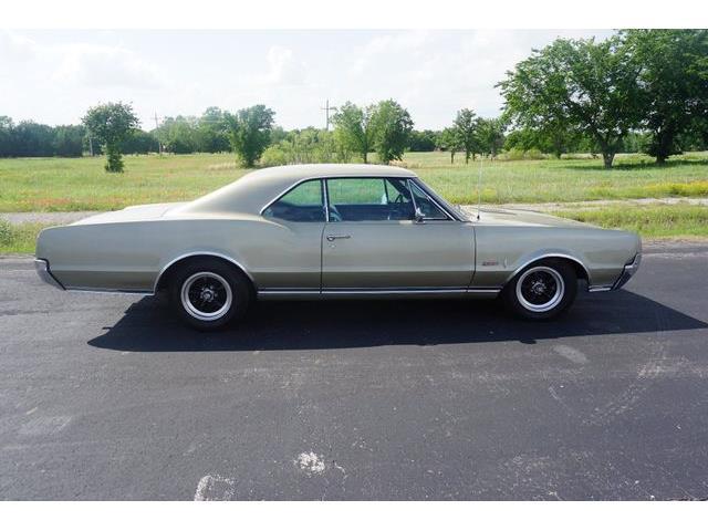 1967 Oldsmobile 442 (CC-1268237) for sale in Blanchard, Oklahoma