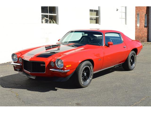 1971 Chevrolet Camaro (CC-1268264) for sale in Springfield, Massachusetts