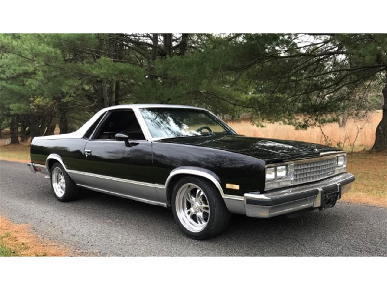 1984 Chevrolet El Camino (CC-1268268) for sale in Harpers Ferry, West Virginia