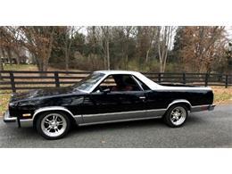 1984 Chevrolet El Camino (CC-1268268) for sale in Harpers Ferry, West Virginia