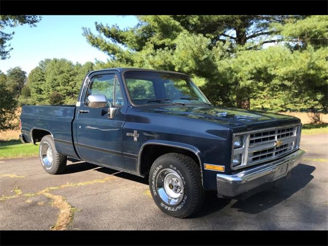 1984 Chevrolet Silverado (CC-1268276) for sale in Harpers Ferry, West Virginia