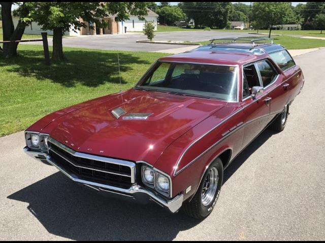 1969 Buick Sport Wagon (CC-1268284) for sale in Harpers Ferry, West Virginia