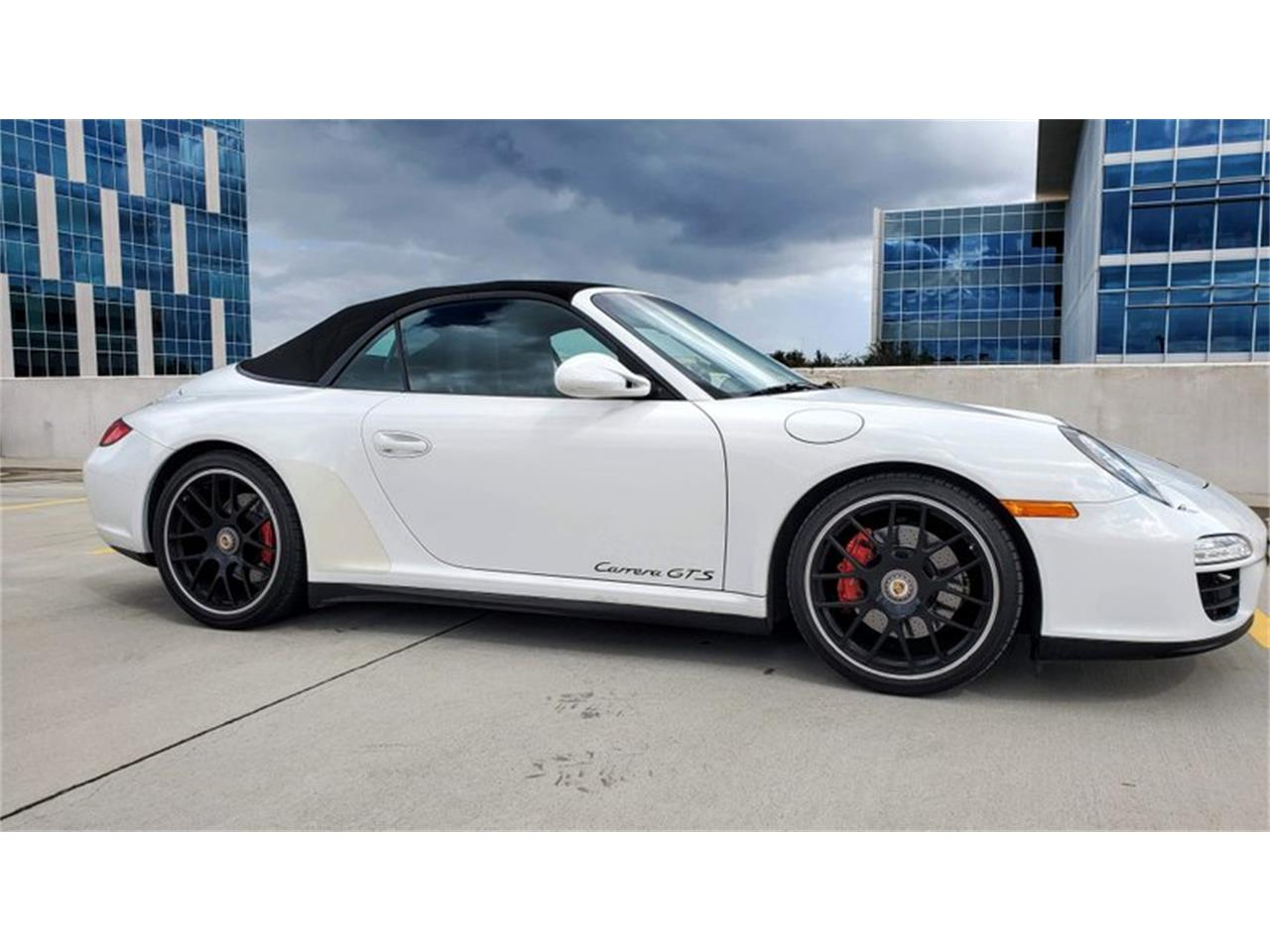 2011 Porsche 911 (CC-1268299) for sale in Austin, Texas