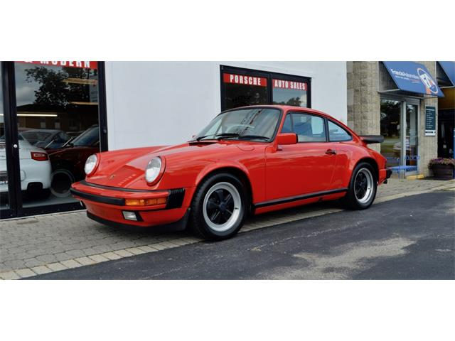 1987 Porsche Carrera (CC-1268301) for sale in West Chester, Pennsylvania