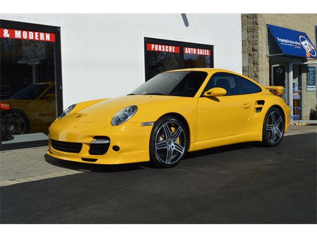 2009 Porsche Turbo (CC-1268304) for sale in West Chester, Pennsylvania