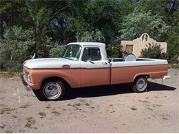 1964 Ford F100 (CC-1260831) for sale in Cadillac, Michigan
