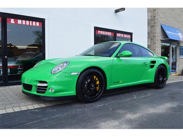 2011 Porsche Turbo (CC-1268314) for sale in West Chester, Pennsylvania