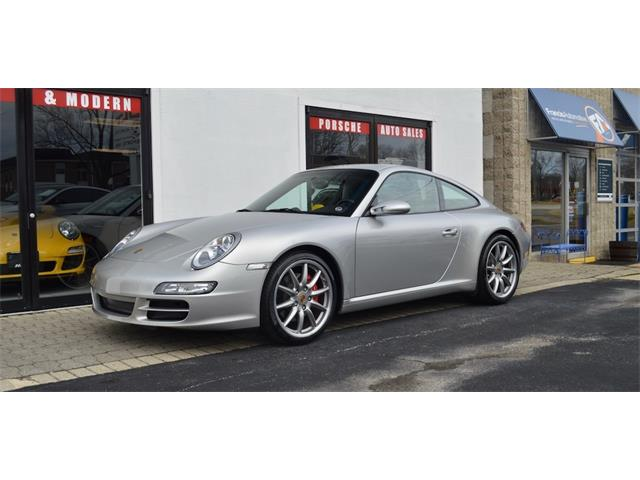 2008 Porsche Carrera S (CC-1268318) for sale in West Chester, Pennsylvania
