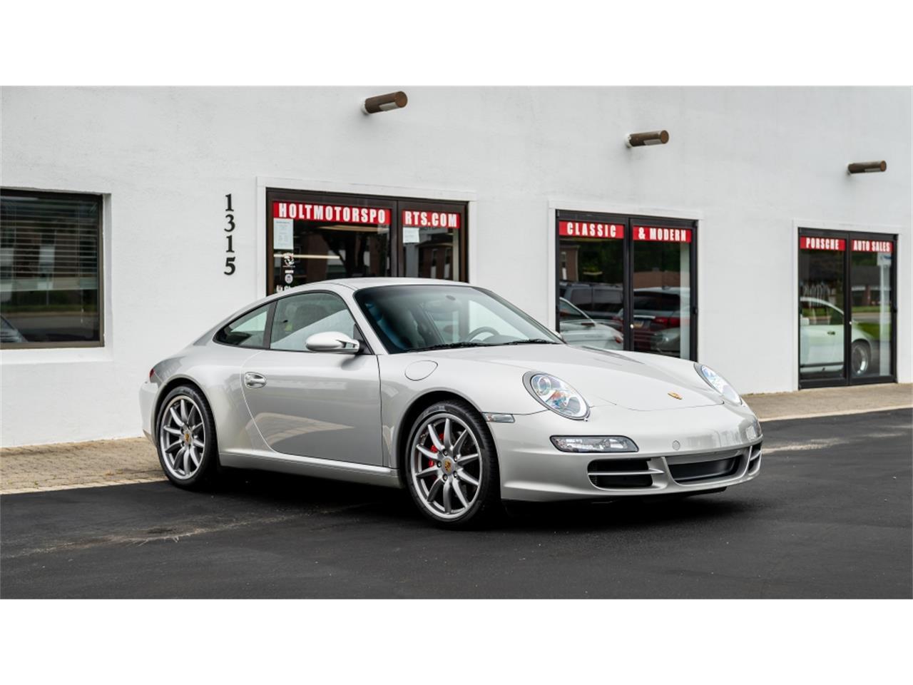 2008 Porsche Carrera S (CC-1268318) for sale in West Chester, Pennsylvania
