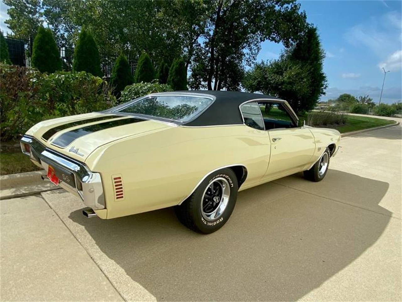 1970 Chevrolet Chevelle (CC-1268319) for sale in Burr Ridge, Illinois